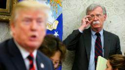 How Trump's prosecutors reacted when the Bolton news broke