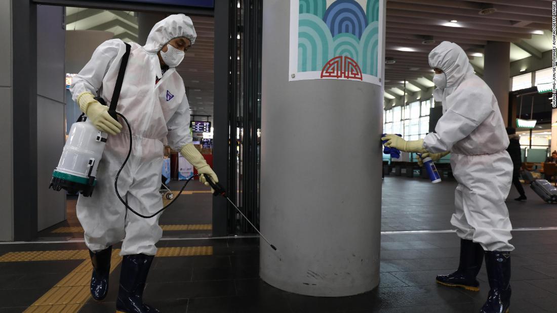 Coronavirus outbreak: Latest news and live updates