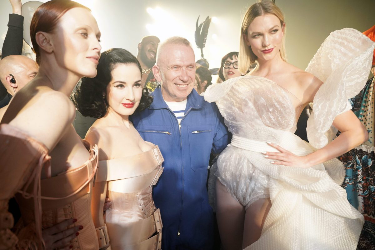 Everything You Need to See From Couture Fashion Week S/S20