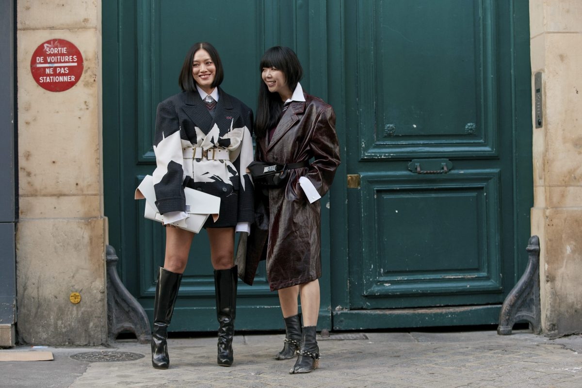 The Best Street Style Looks From Couture Fashion Week S/S20