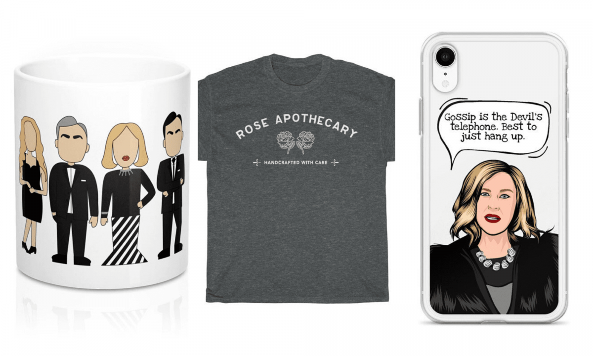 We Can't Get Enough of All the Glorious Schitt's Creek Merch Out There