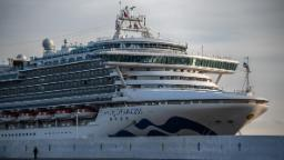 'There's no quarantine': Crew on virus-hit cruise ship say their work puts them at great risk