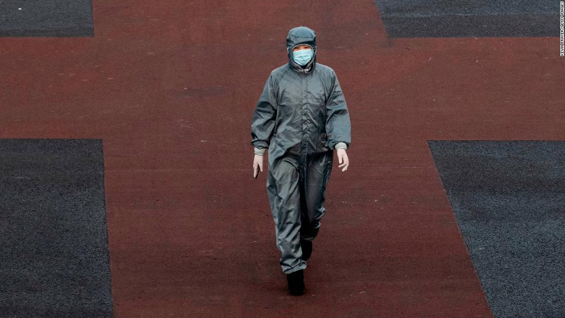 Coronavirus news and live updates: Virus kills 97 people in China in one day, while cruise ship cases almost double
