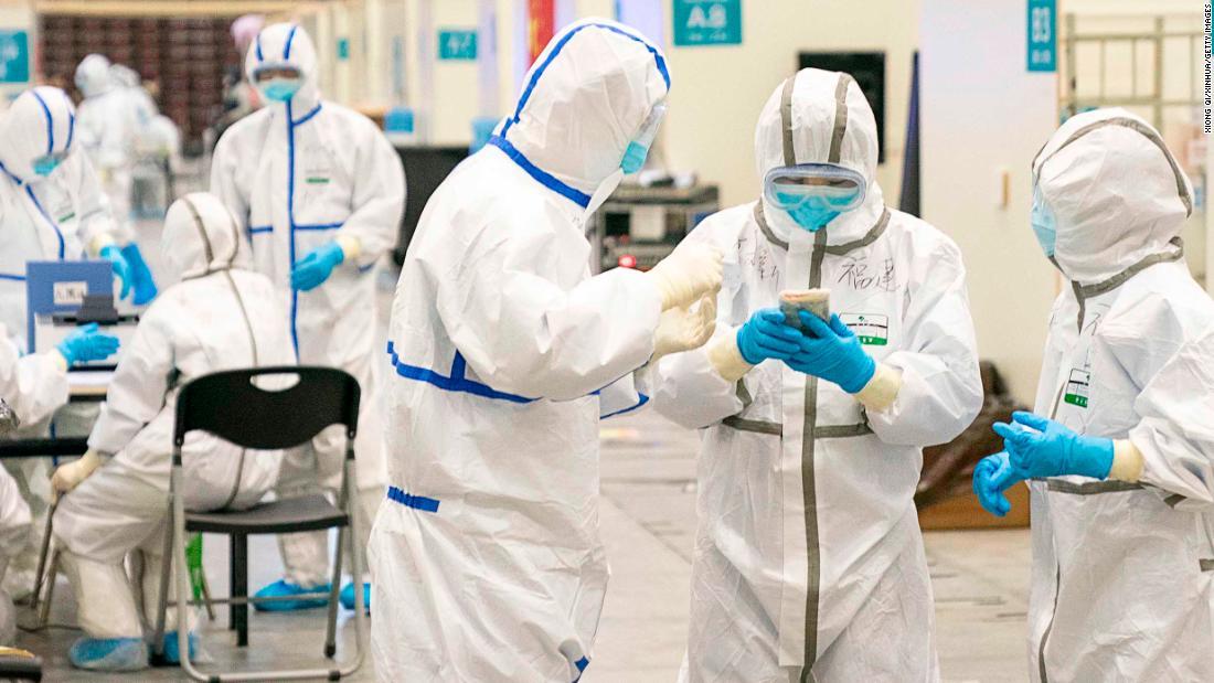 Coronavirus death toll surpasses 1,000 in mainland China: Live updates