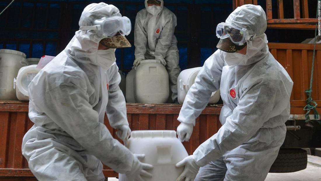 Coronavirus live updates: Cases of Covid-19 spike