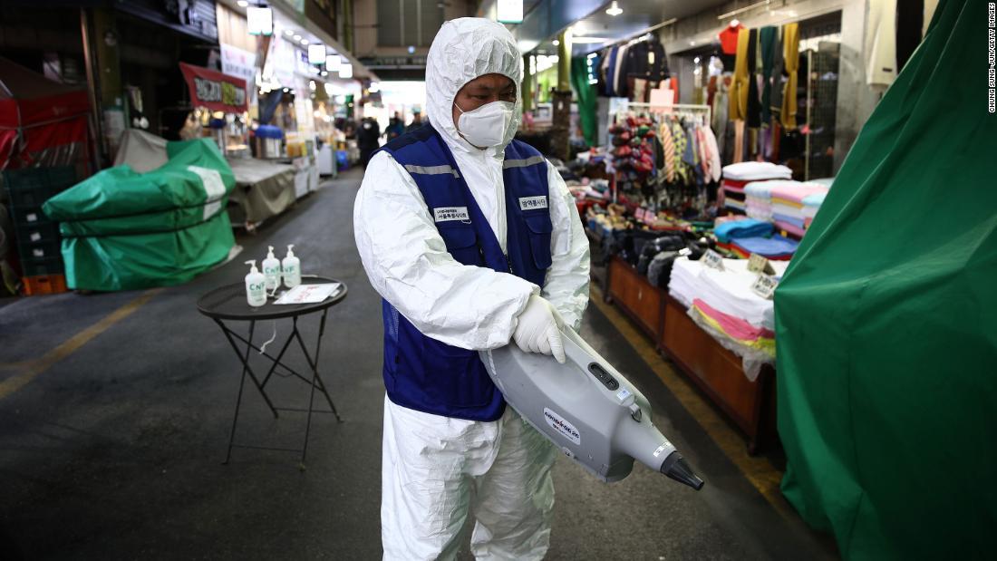Coronavirus news and live updates: More new cases outside China than inside