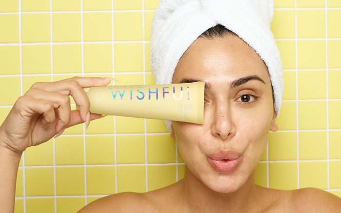 Huda Kattan's Highly Anticipated Skincare Line, Wishful, is Finally Here