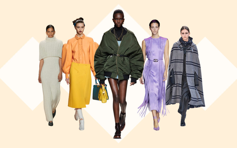 The Top 5 Runway Trends to Know from Milan Fashion Week Fall 2020