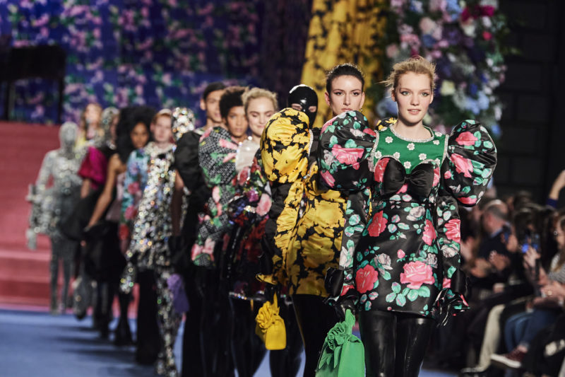 5 Unexpectedly Delightful Moments From London Fashion Week