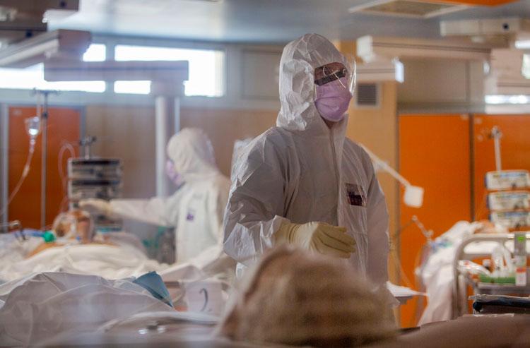 Italy now has more coronavirus cases than China