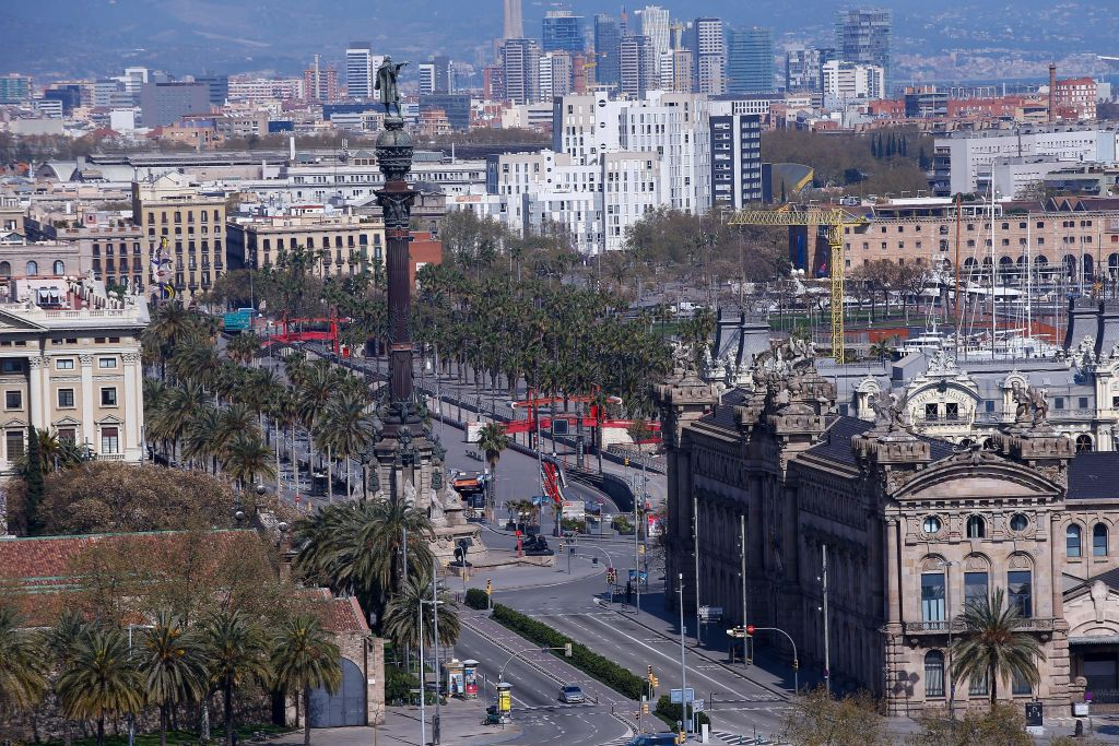 """With deaths rising and """"hard days ahead,"""" Spain readies for extended state of emergency"""