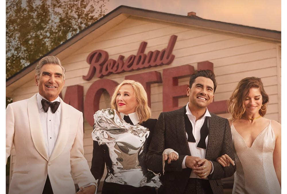 All the Celebrities the Roses Have Name-Dropped on Schitt's Creek