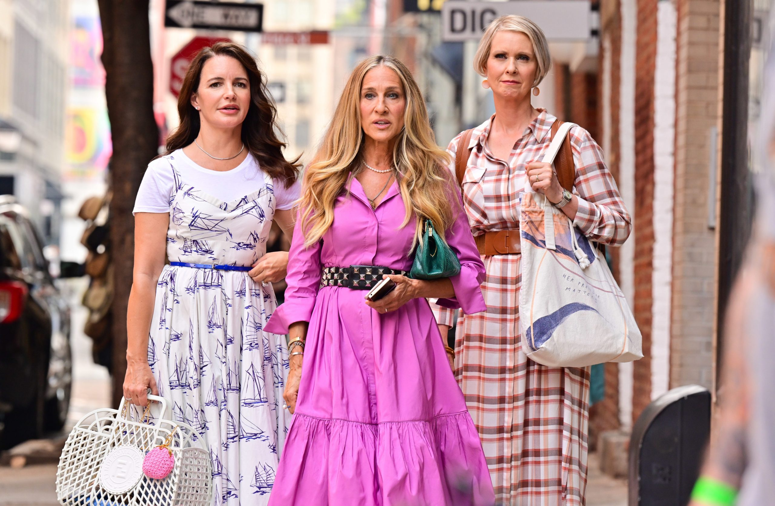 New 'Sex And The City' 2021: All the Fashion From the SATC Reboot
