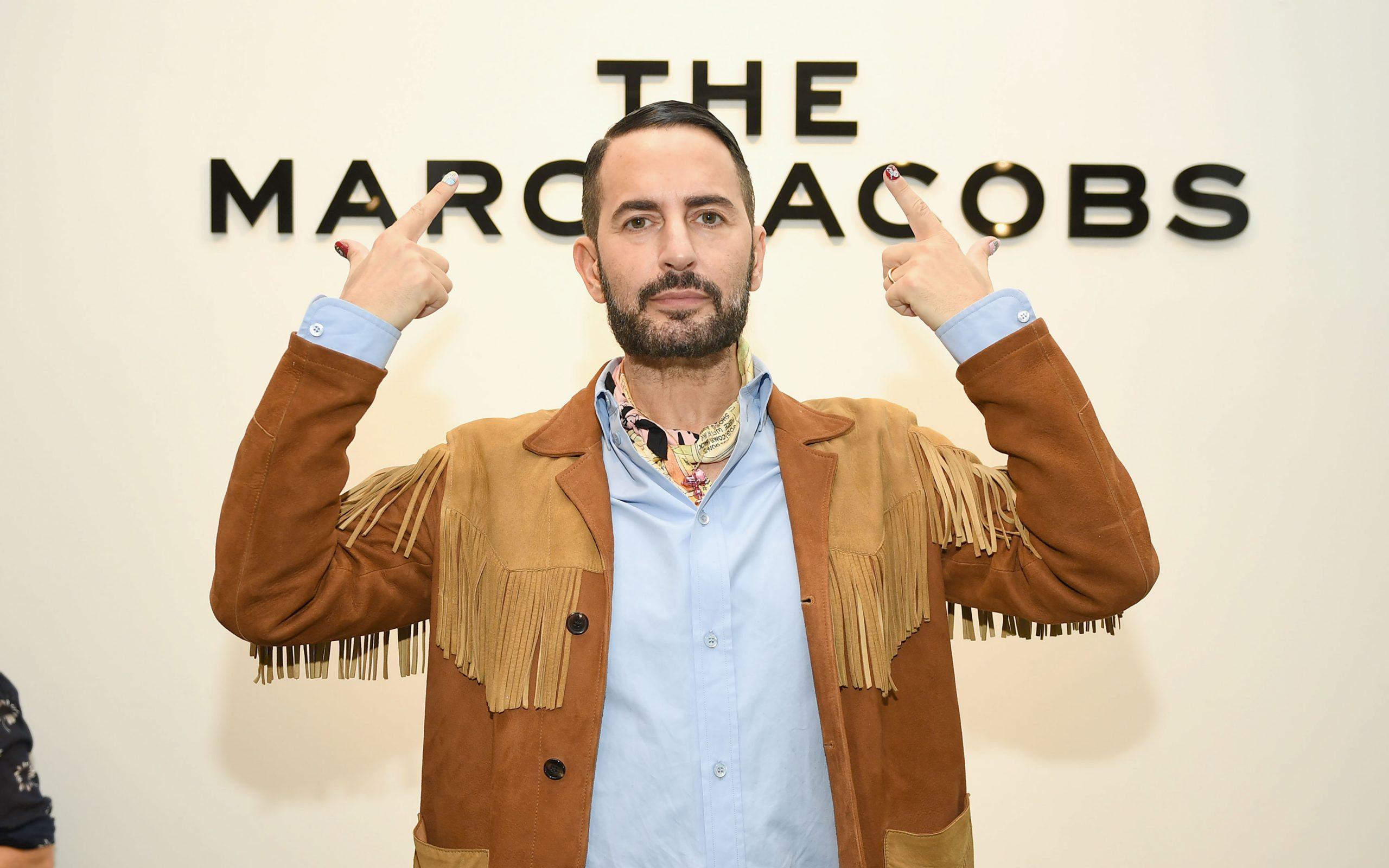 Marc Jacobs Facelift: Designer Shares Post-Plastic Surgery Selfie
