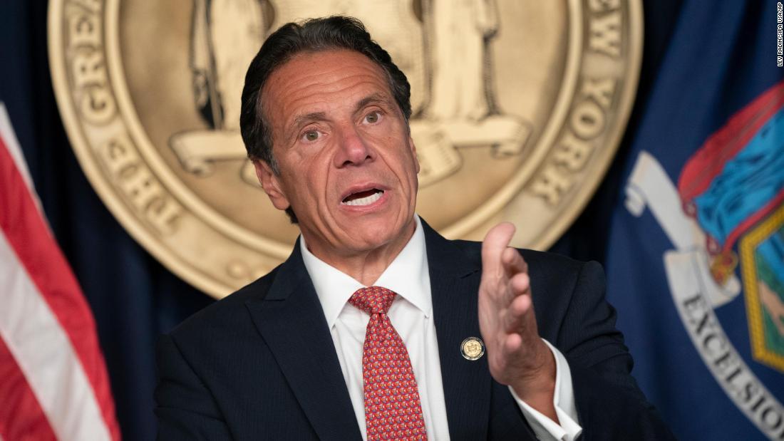 "New York attorney general found that Cuomo's senior staff committed ""unlawful retaliation"""