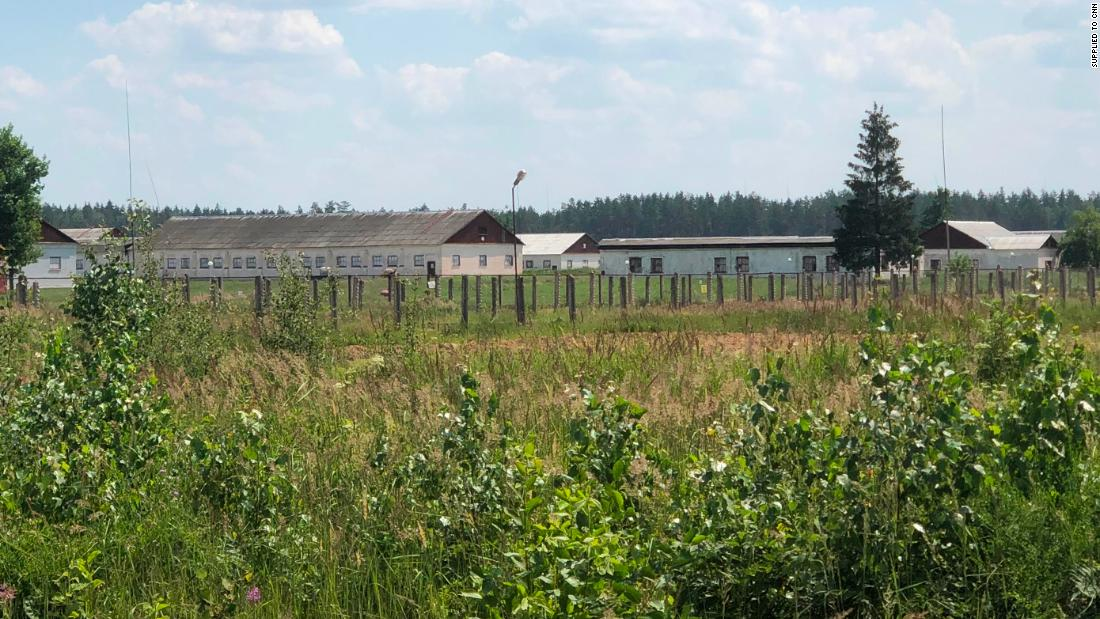Belarusian dissidents fear the regime will put them into detention camps. It may have already built one