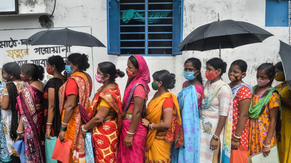 Booster shots for the rich world won't end the pandemic, experts warn
