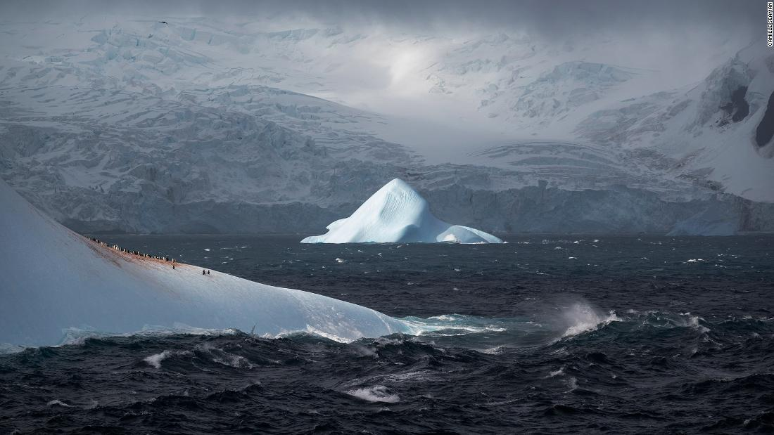Antarctica is changing. The impact could be catastrophic