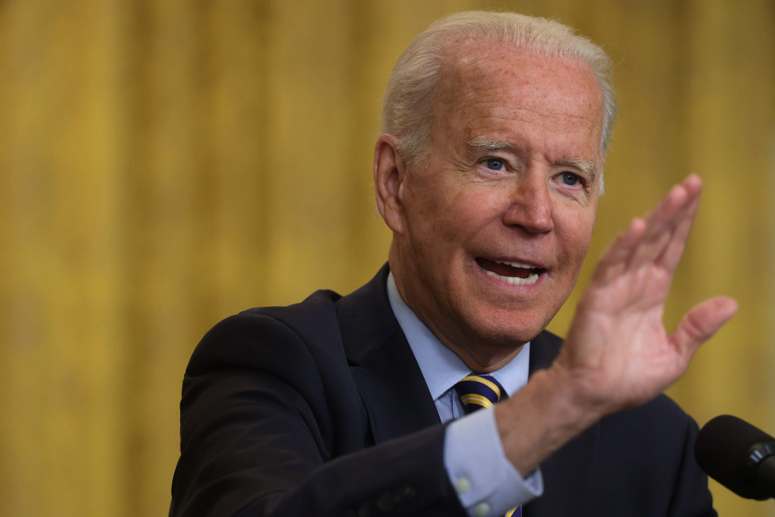 Here's how Biden's decision making on Afghanistan unfolded