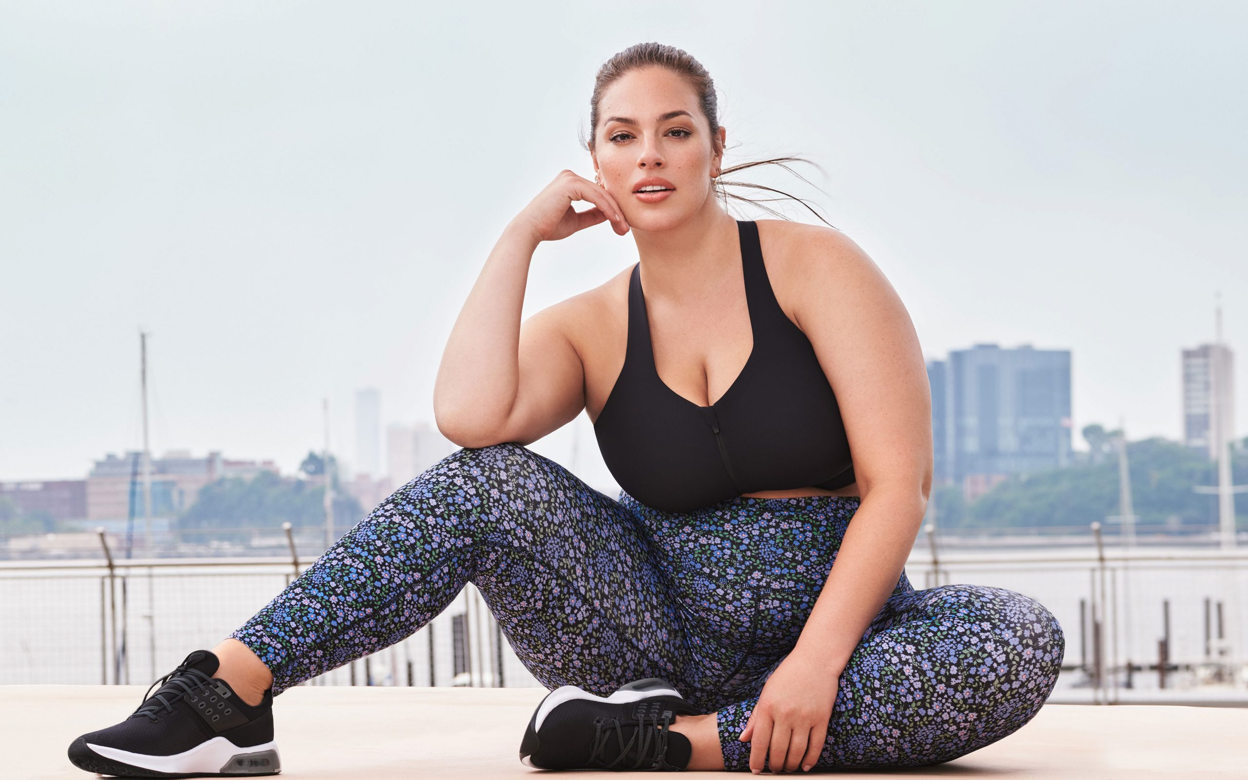 Knix and Ashley Graham Launch New Activewear Collection