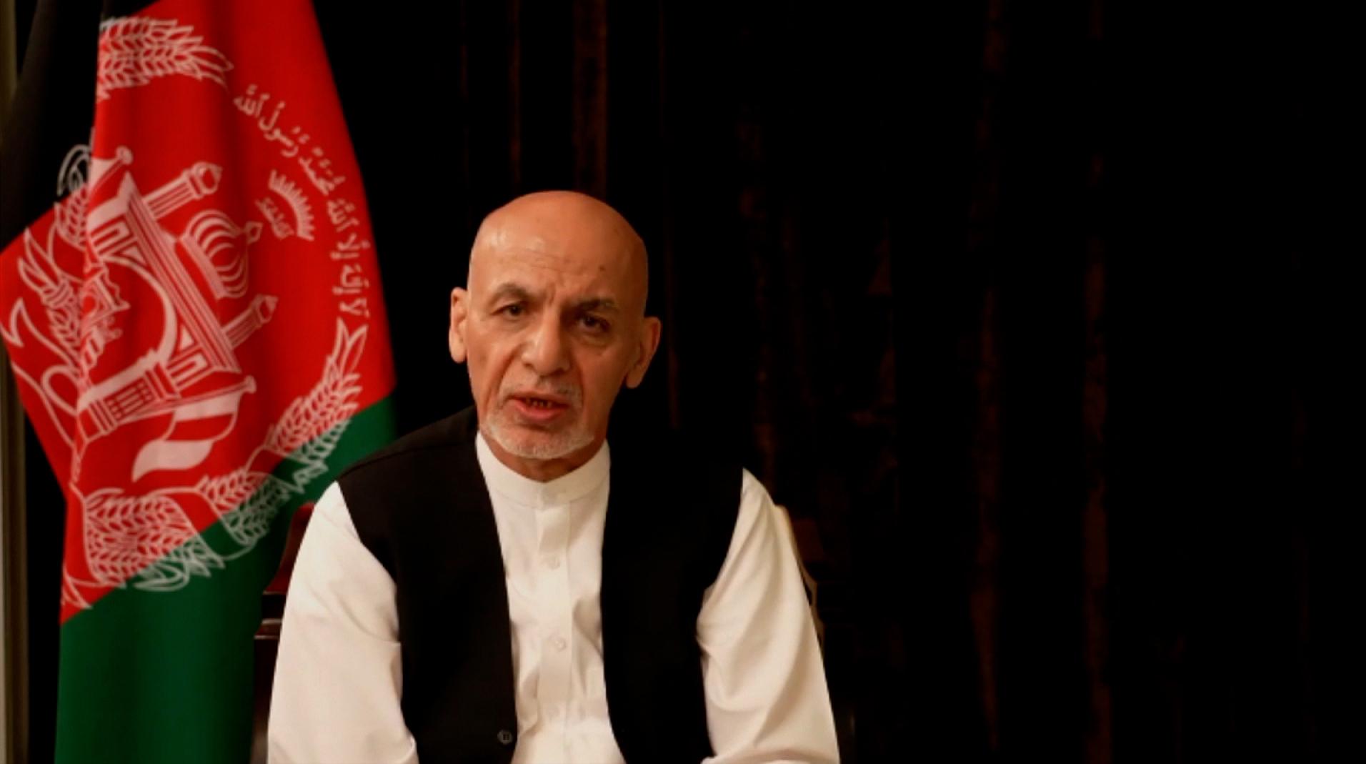 Former Afghan president Ghani speaks: I fled 'to avoid bloodshed'
