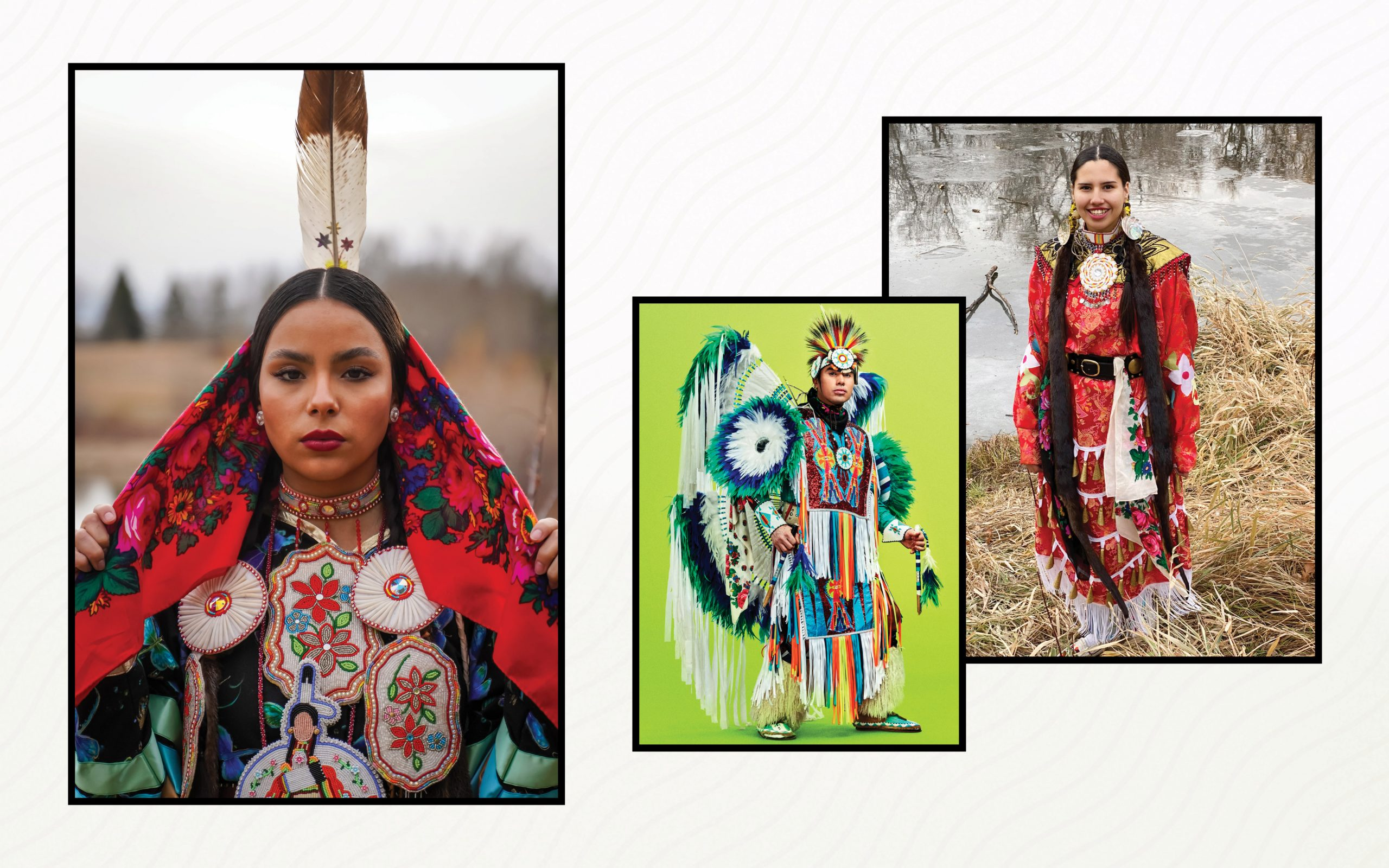 Indigenous Regalia Finds New Audience and Appreciation on TikTok