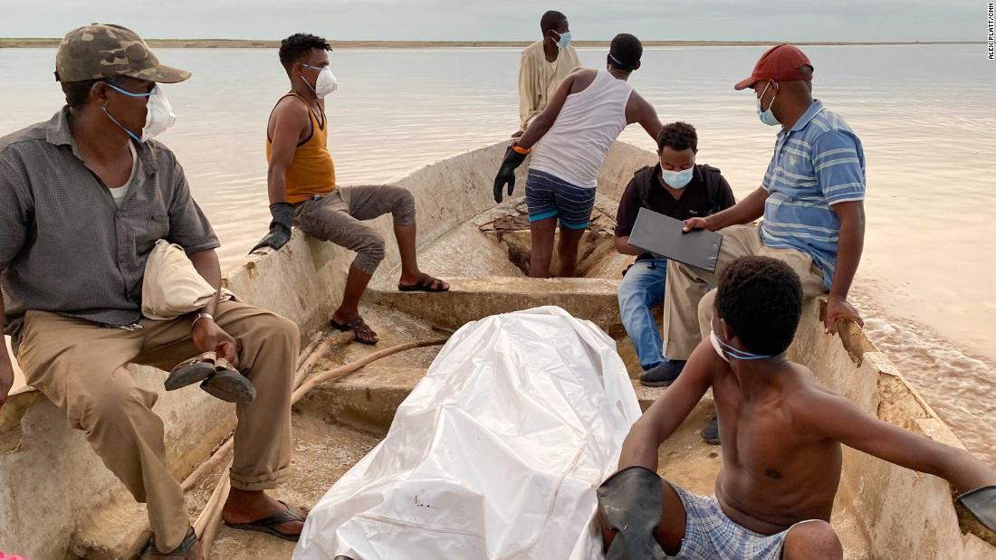 Ethiopia conflict: Men are marched out of prison camps. Then corpses float down the river.