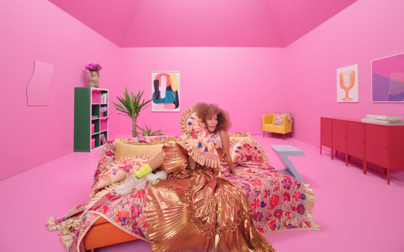 IKEA x Zandra Rhodes Collection + Other Fashion News