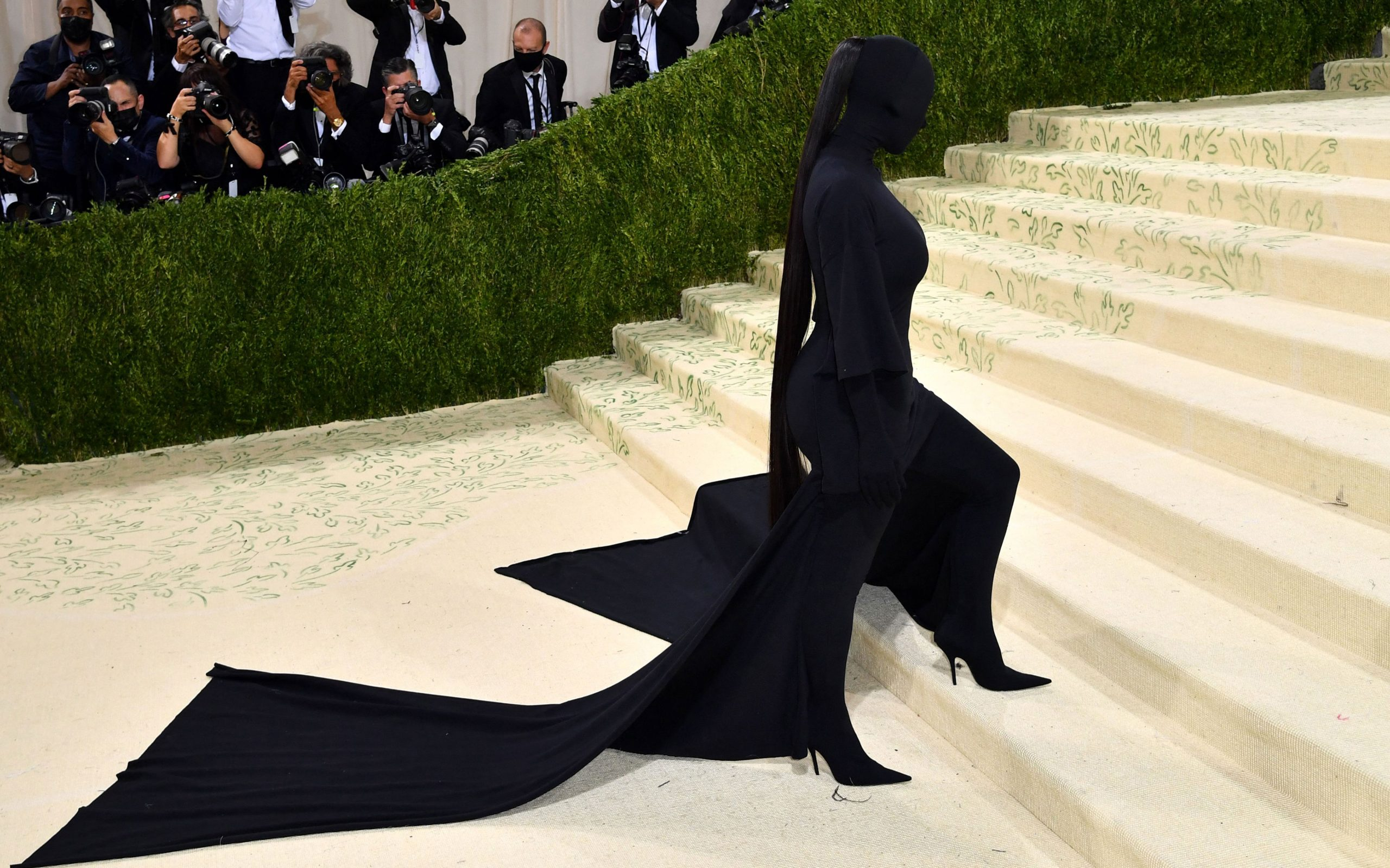Kim Kardashian and Rihanna: What they wore to the 2021 MET Gala