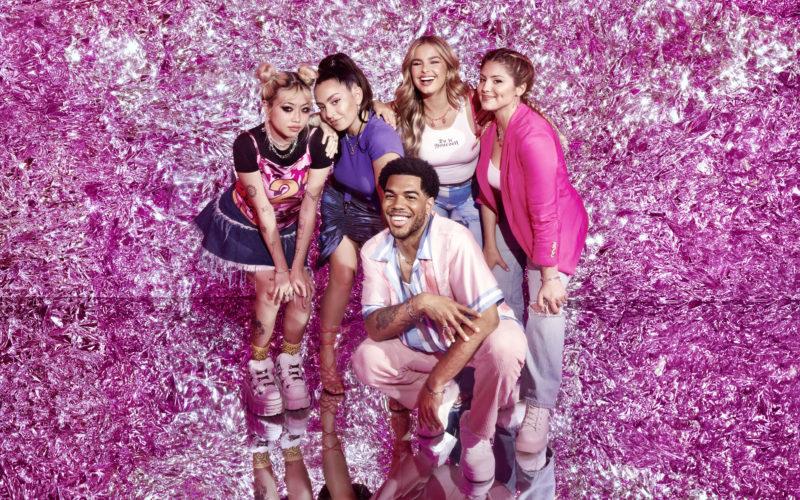Donté Colley Pandora Campaign + More Fashion News